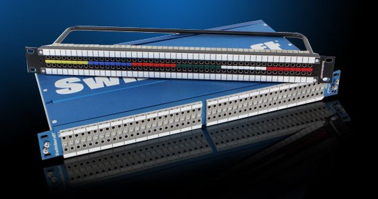 switchcraft video patch panel